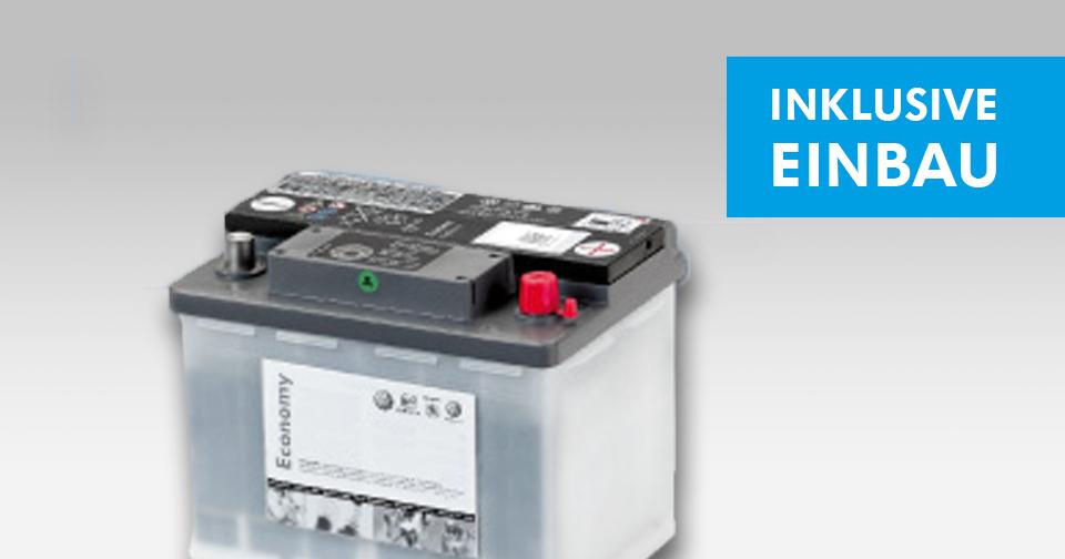Bild für Starterbatterie Angebot