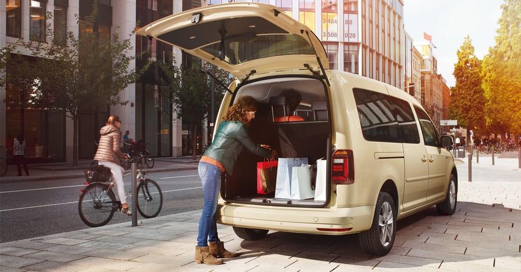 Volkswagen Caddy Taxi Angebot München