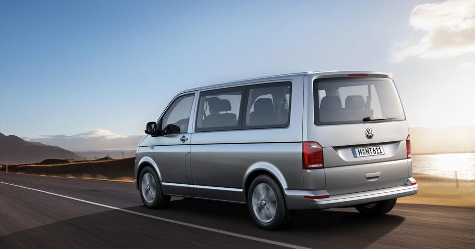 Bild zu MAHAG Nutzfahrzeug Zentrum München Top Angebote für Volkswagen Multivan