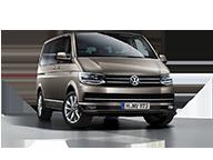 VW T6 Multivan Braun