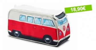 Kulturbeutel VW Bulli Rot - ArtNr 000087317F 645