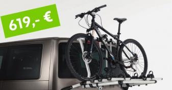 Fahrradträger Original VW T6 Heckträger Heckklappe