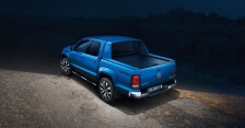 VW Amarok der Premium-Pickup mit einem V6-Turbodiesel