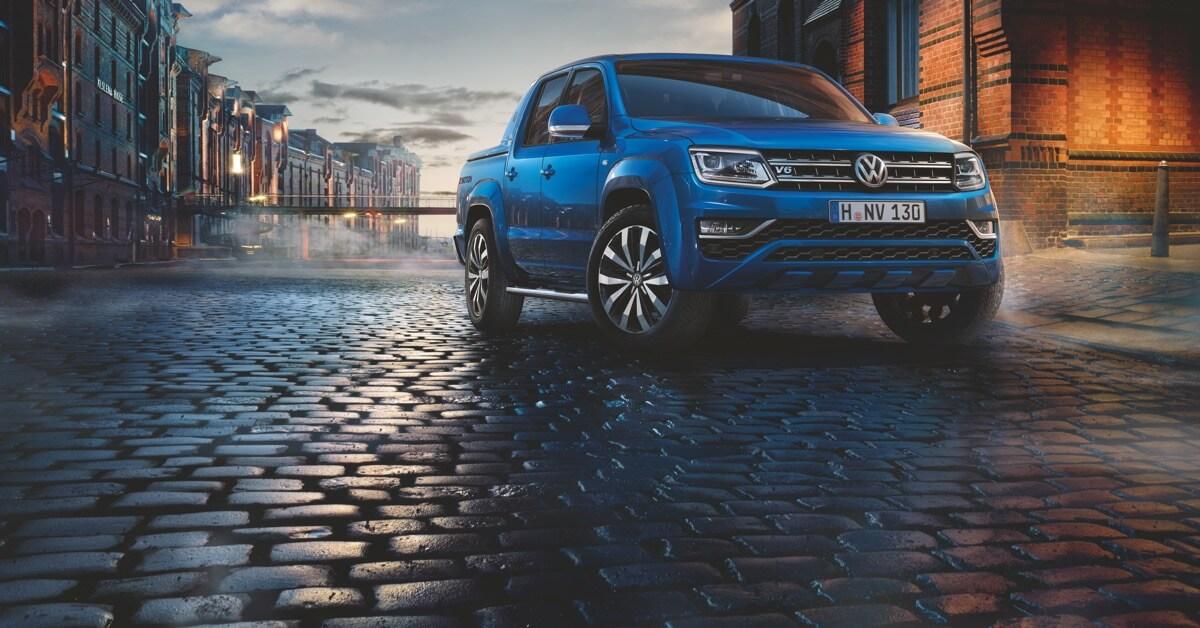 Der Volkswagen Amarok Aventura