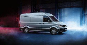 Volkswagen Crafter neu kaufen