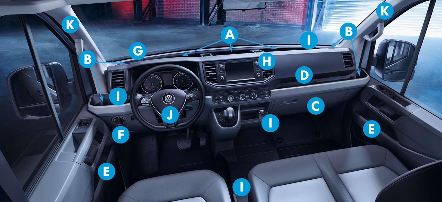 Der Neue Volkswagen Crafter Gt Mahag M 252 Nchen