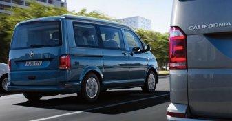 Der California von Volkswagen Nutzfahrzeuge fährt erneut einen Produktionsrekord ein. 12.887 Freizeitmobile