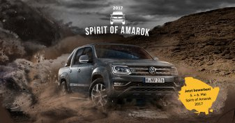 VW Spirit of Amarok 2017