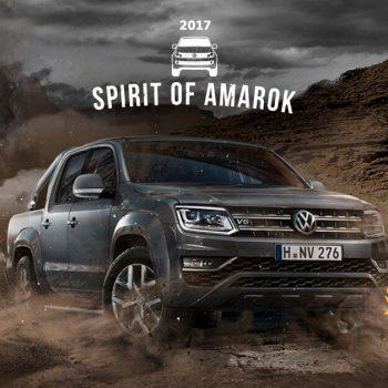 VW Spirit of Amarok 2017