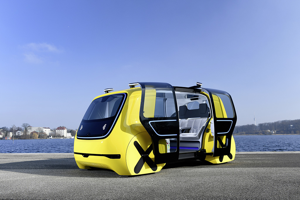 SEDRIC (SElf DRIving Car)
