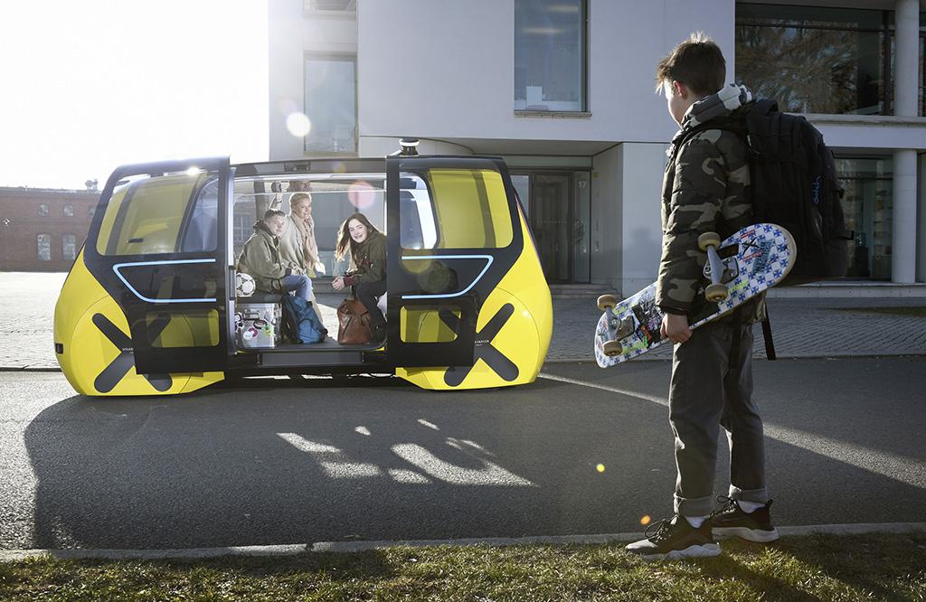 Mobilitätskonzept SEDRIC