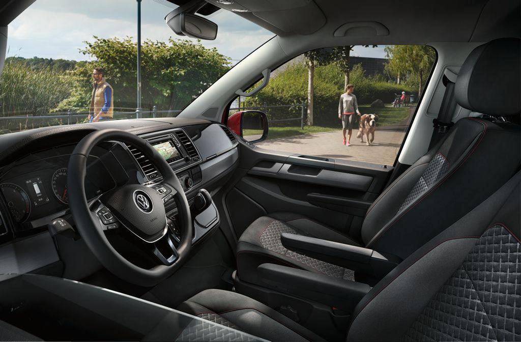 Volkswagen Multivan Fahrerraum