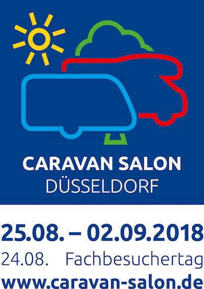 CARAVAN SALON 2018 Banner