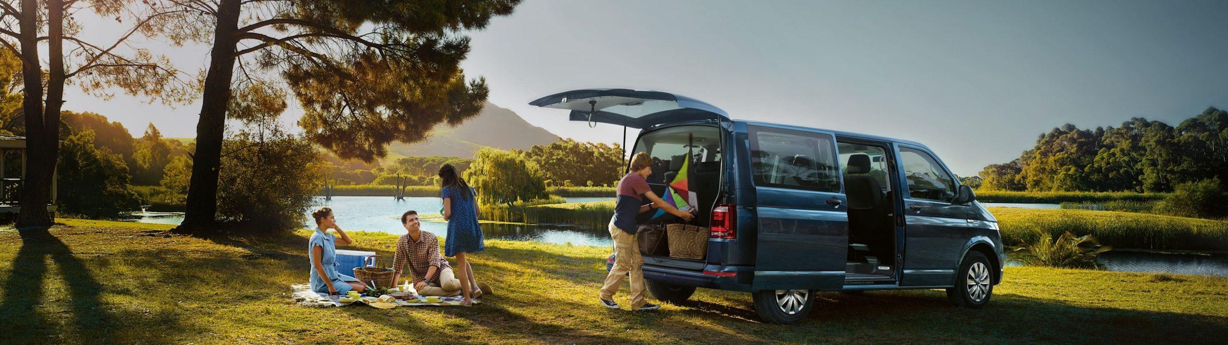 Volkswagen Multivan Familie Angebot München
