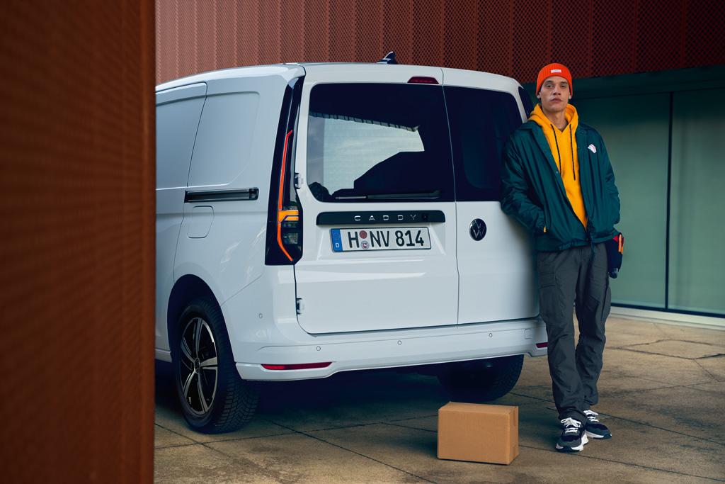 Volkswagen Caddy 5 neu 2020 Außen