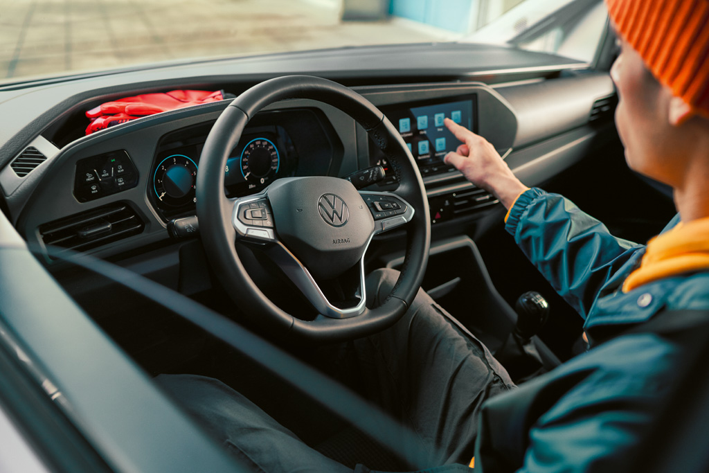 Volkswagen Caddy 5 neu 2020 Innenraum