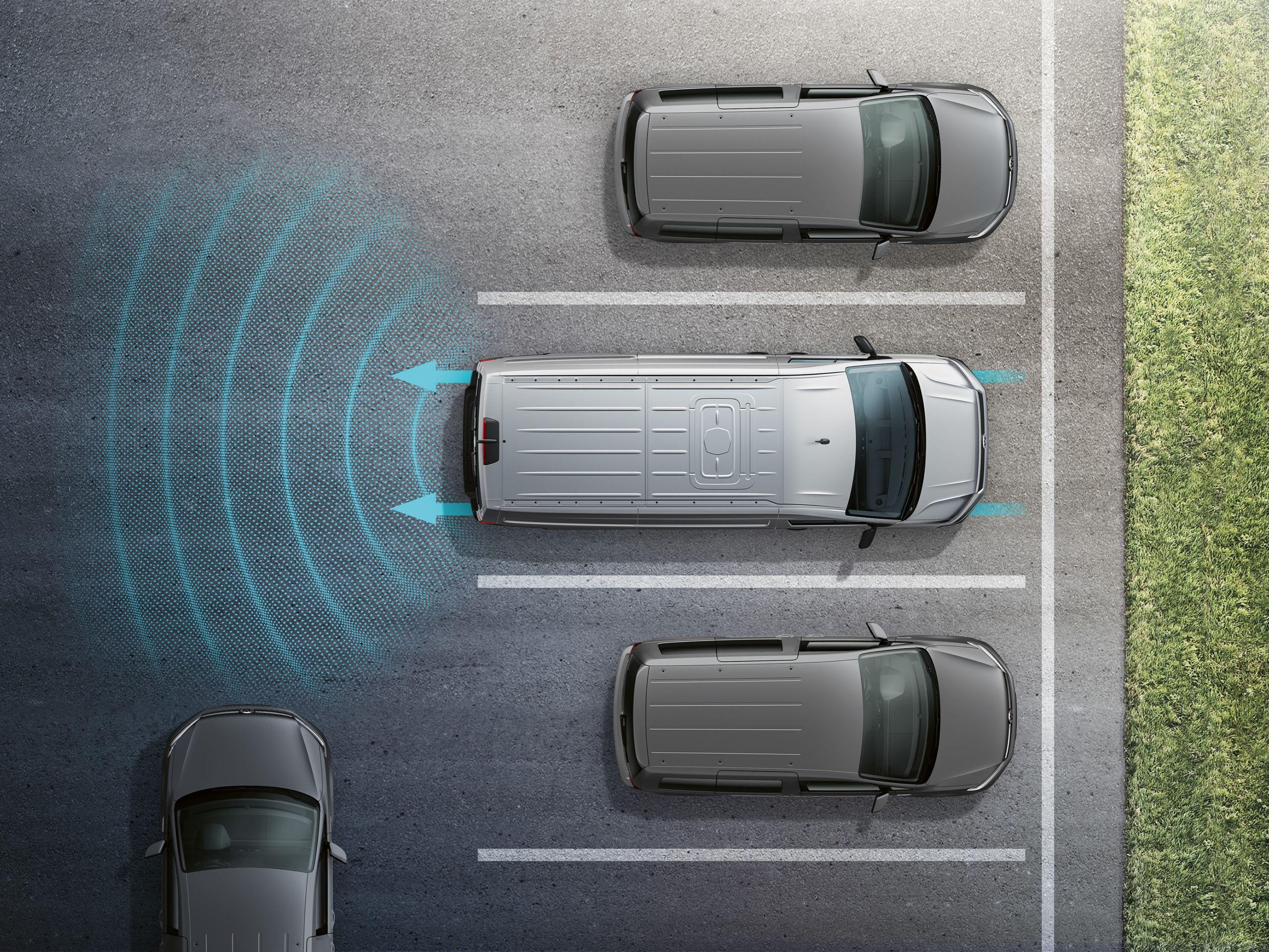 Volkswagen Caddy 5 neu 2020 Fahrerassistenzsysteme