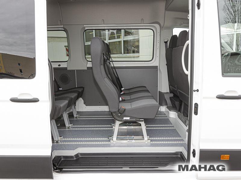 VW Crafter 35 Kombi 9 Sitzer Seitentür