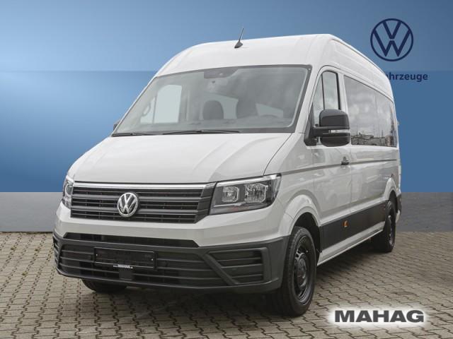 Volkswagen Crafter 35 Kombi 9 Sitzer Hochdach Sonderanfertigung
